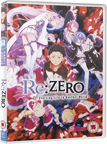 Re:ゼロから始める異世界生活 コンプリート DVD 1期