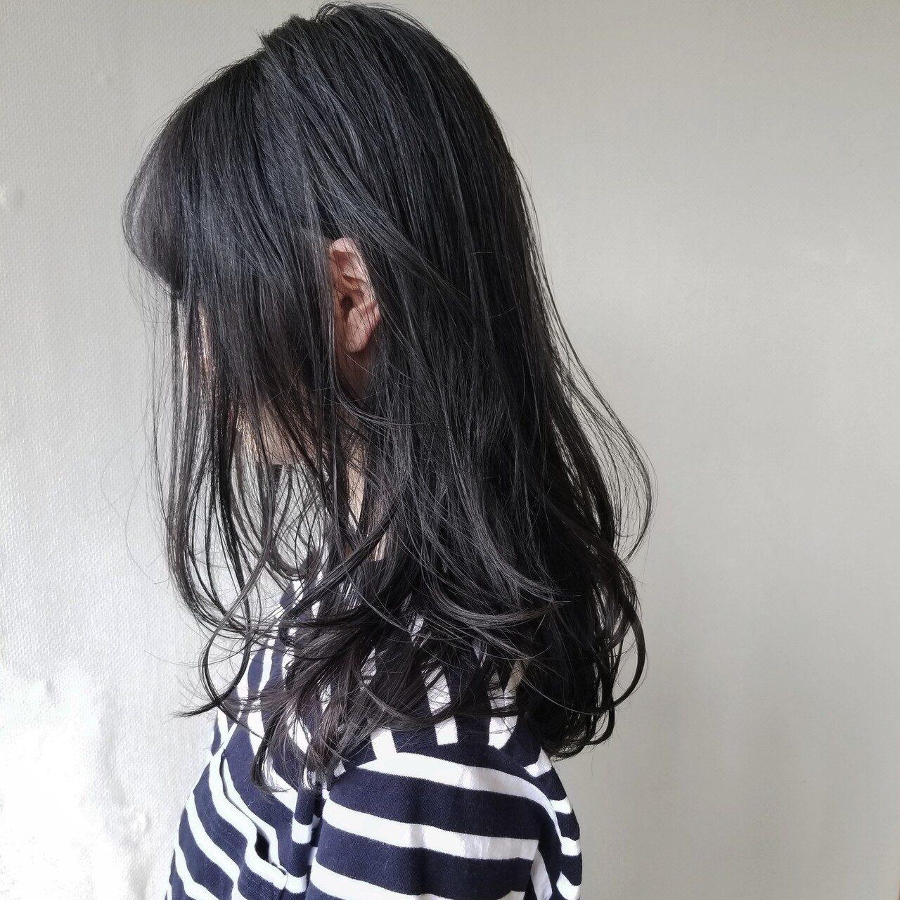 大注目のアッシュブラックって?カラーの特徴とおすすめヘアスタイルを徹底解説♡