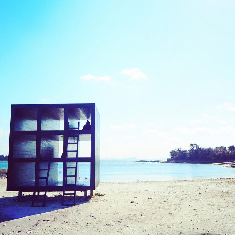 この夏は愛知県の離島「佐久島」へ