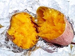 しっとり、甘い☆安納芋のおいしい焼き方