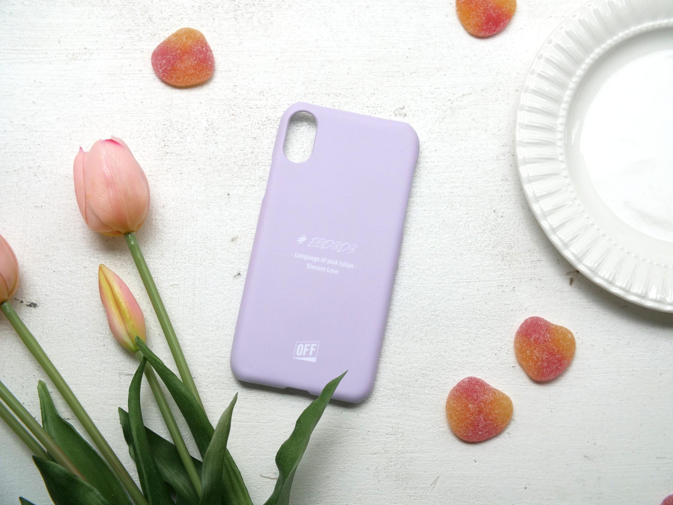 1. Grayish Pink【誠実な愛】