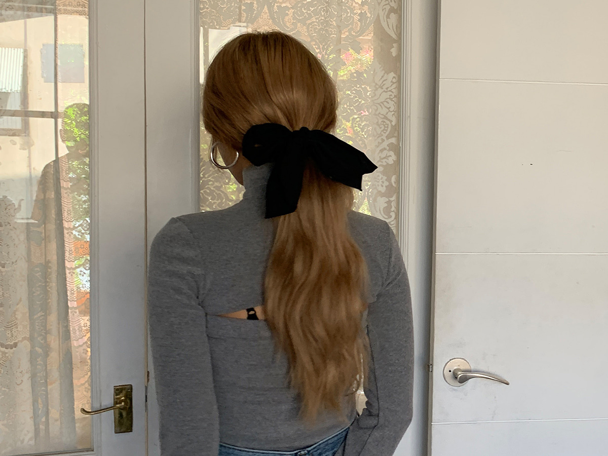 清潔感を髪の毛で演出してみて