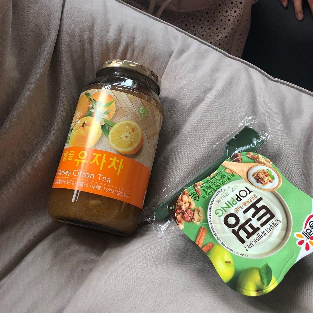 柚子茶(ユジャチャ)