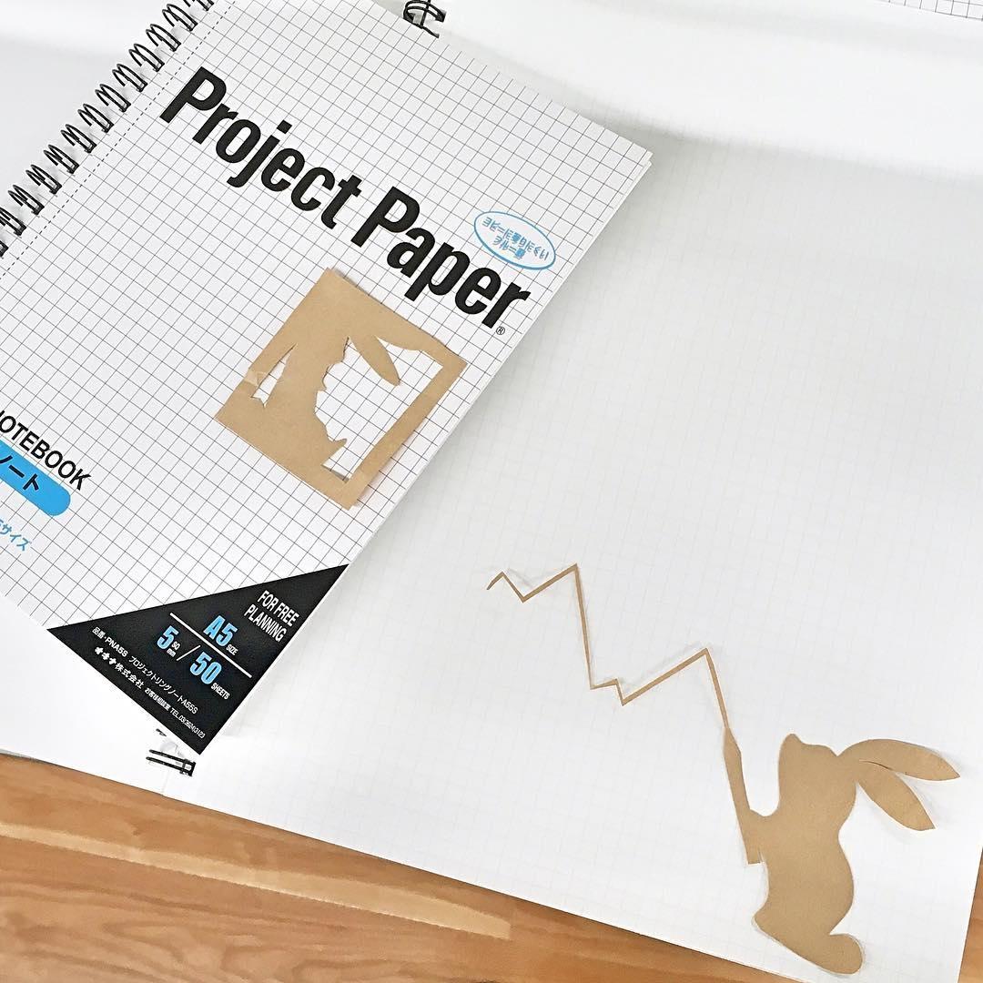 プロジェクトリングノート