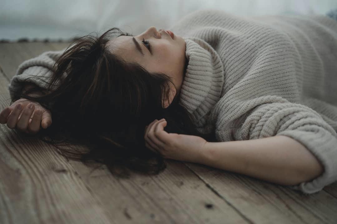 ▷安心して出る涙は、最大の武器になる?