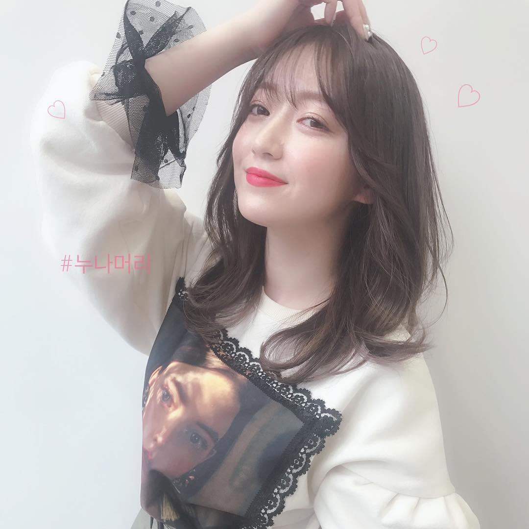 (♡)誰もが憧れる、こなれ韓国風ヘアに