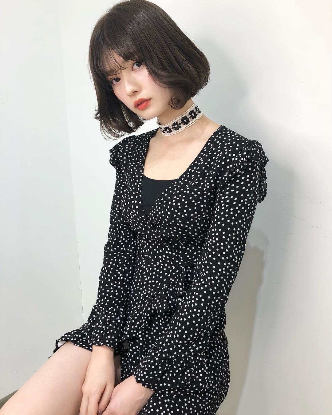 (♡)憧れのガーリーな韓国アイドルヘアに