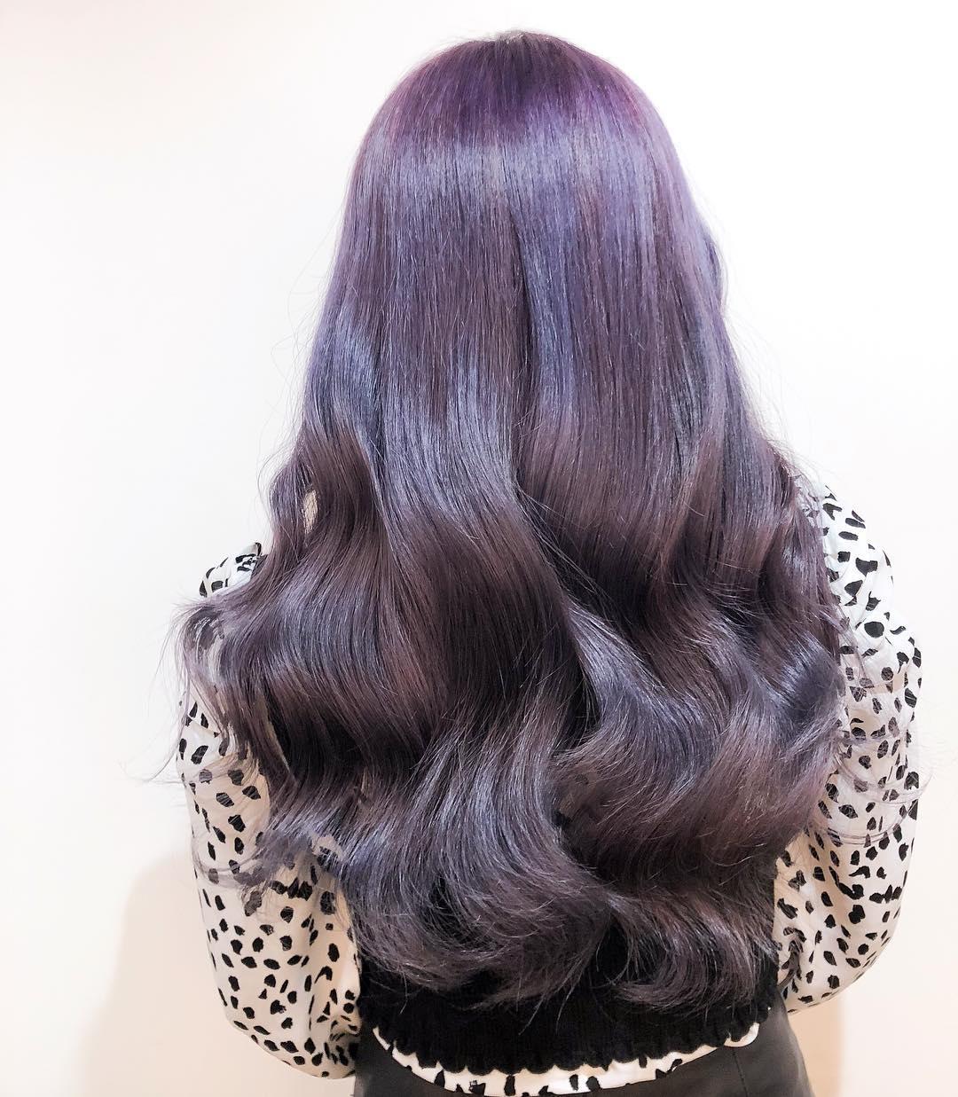 (♡)韓国風ツヤ髪ハイトーンカラーに