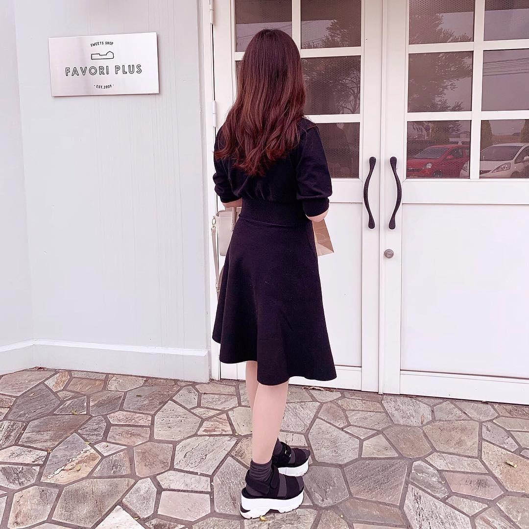 :デートの勝負服にも使えるdress
