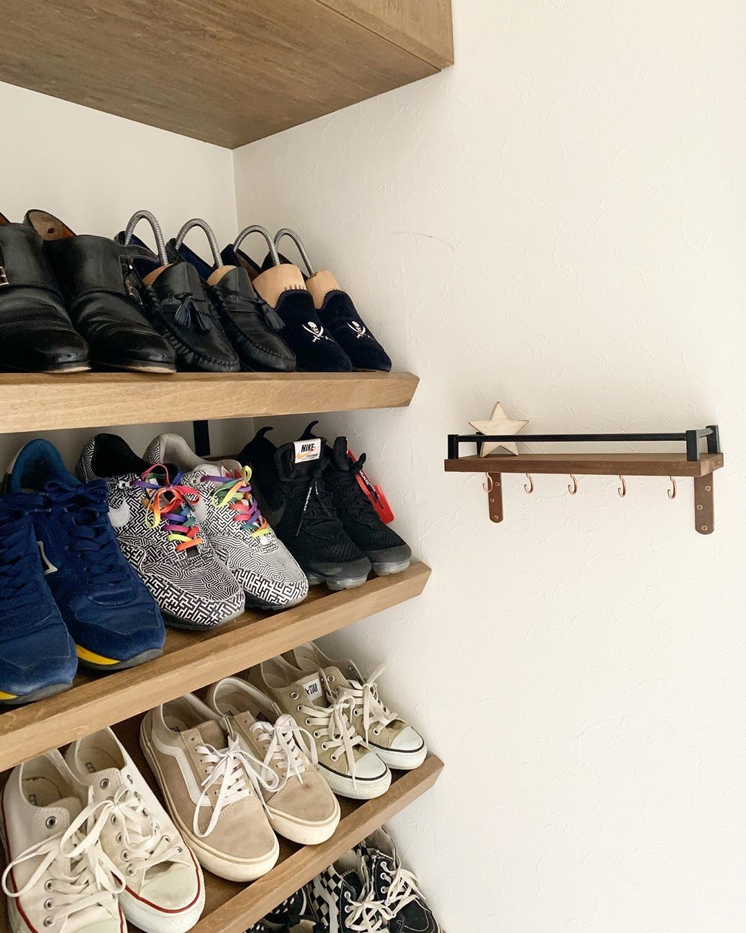 STEP2:靴の収納