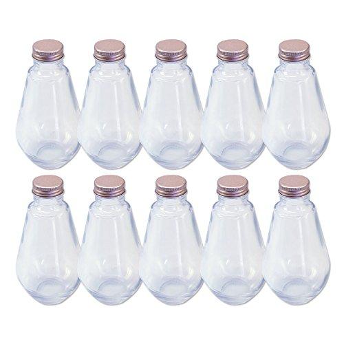 電球型ガラス瓶