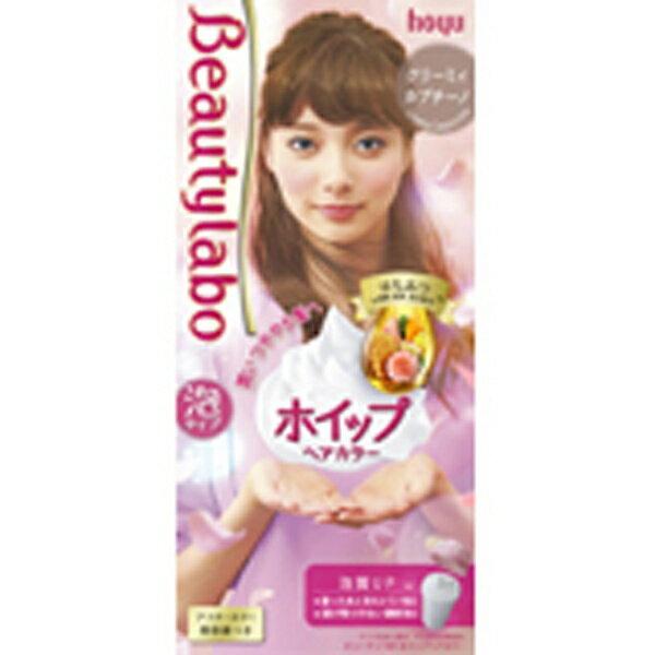 Beautylabo(ビューティラボ) ホイップヘアカラー クリーミィカプチーノ(医薬部外品)