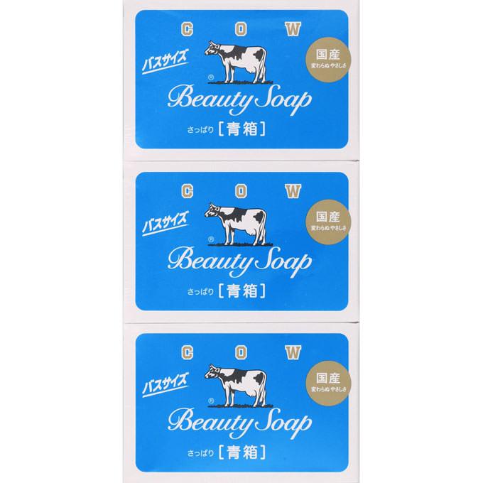牛乳石鹸 青箱【3コパック】