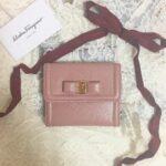 リボンモチーフの財布が流行ってると噂。あなたはどのブランドの財布がお好み?