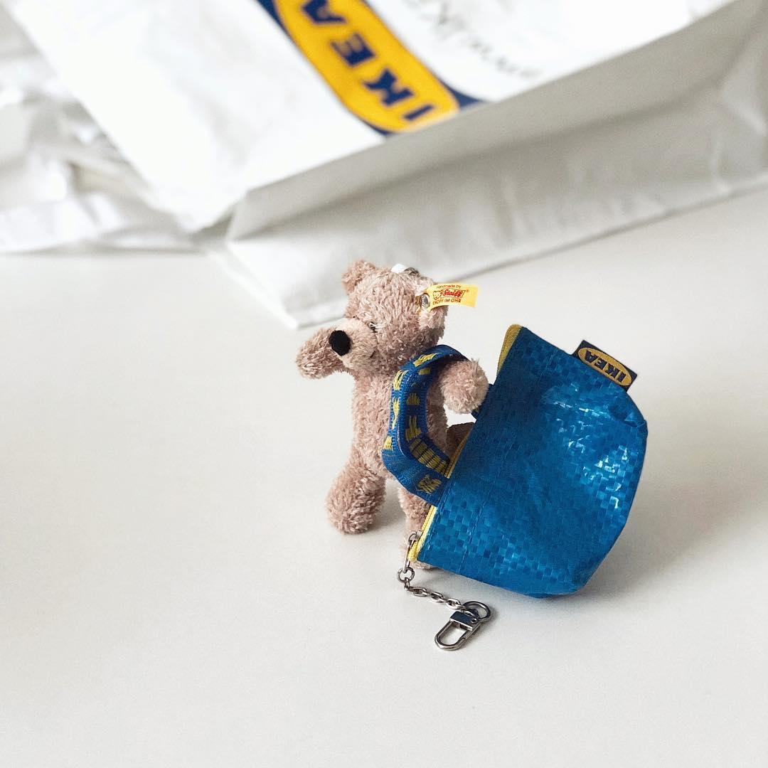 IKEAにあるミニサイズのバッグって知ってる?99円で手に入るアイテムをgetして