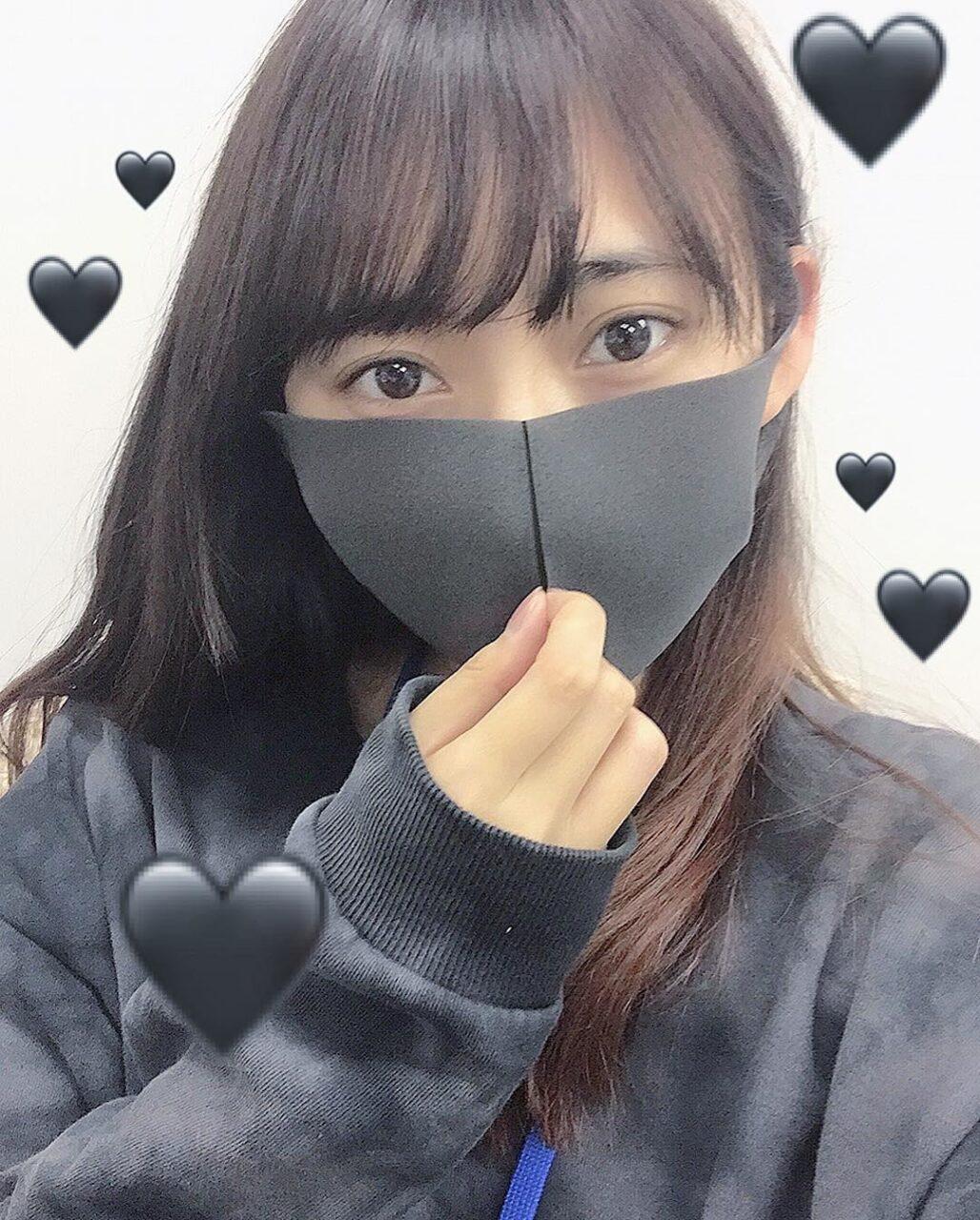 最近よく見る「黒マスク」。お洒落なの?韓国っぽい?気になるあいつを徹底調査♡
