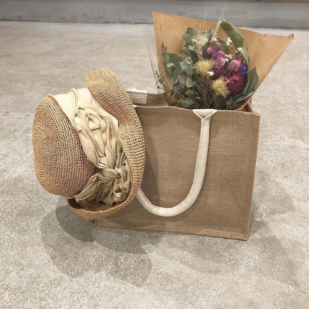 190円〜290円で得られる幸せ。『無印良品』のジュートマイバッグが気になる