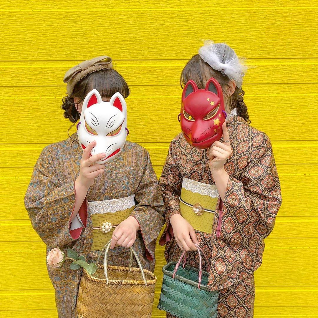 浅草着物プラン。レトロな着物が着られる【KESATOKYO】って知ってる?