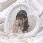 おしゃれなIG垢でよく見るハート形の鏡。可愛く映えるハートミラー活用法を伝授♡