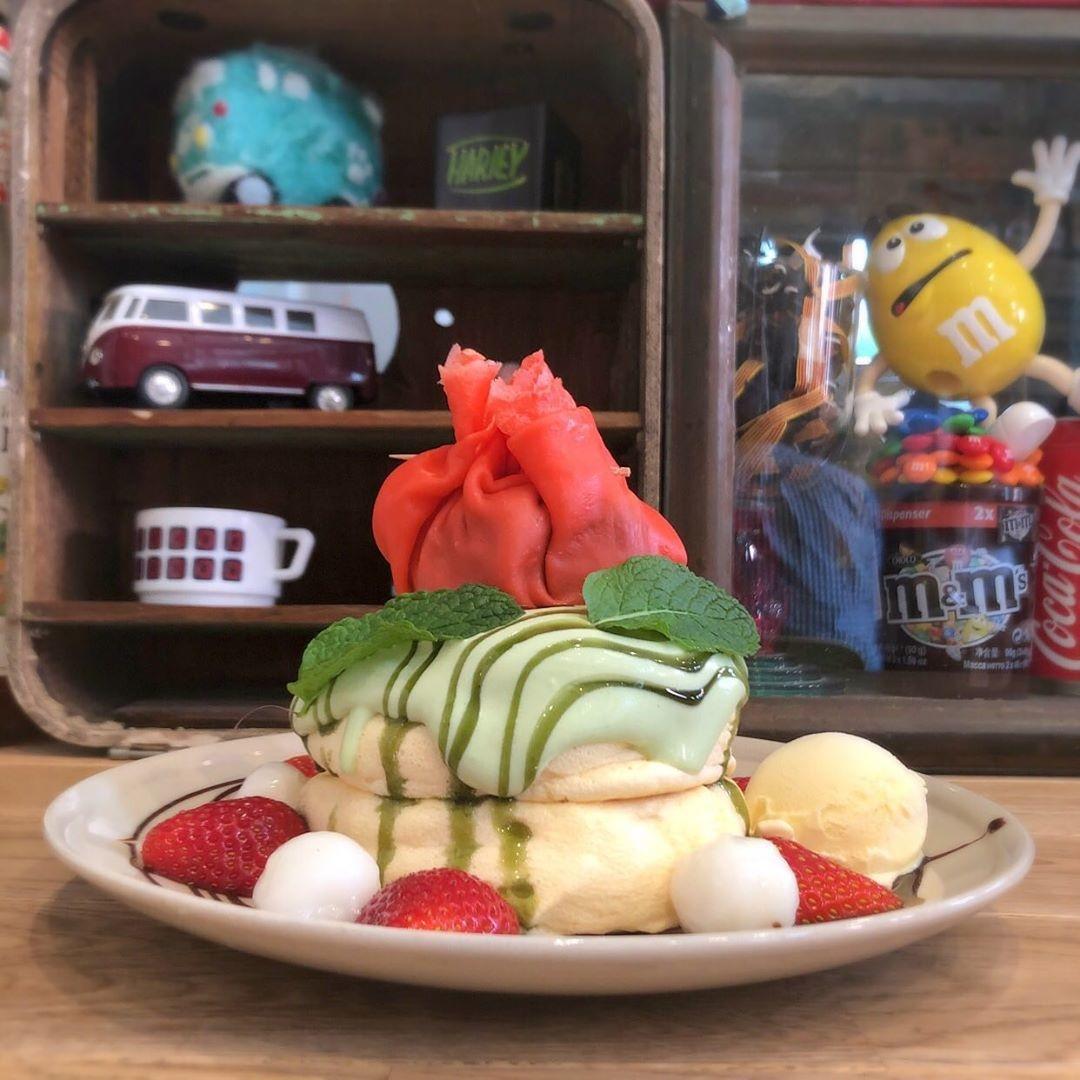 まだ知られていない'映えカフェ'を発見?埼玉県伊奈町で穴場グルメを見つけて