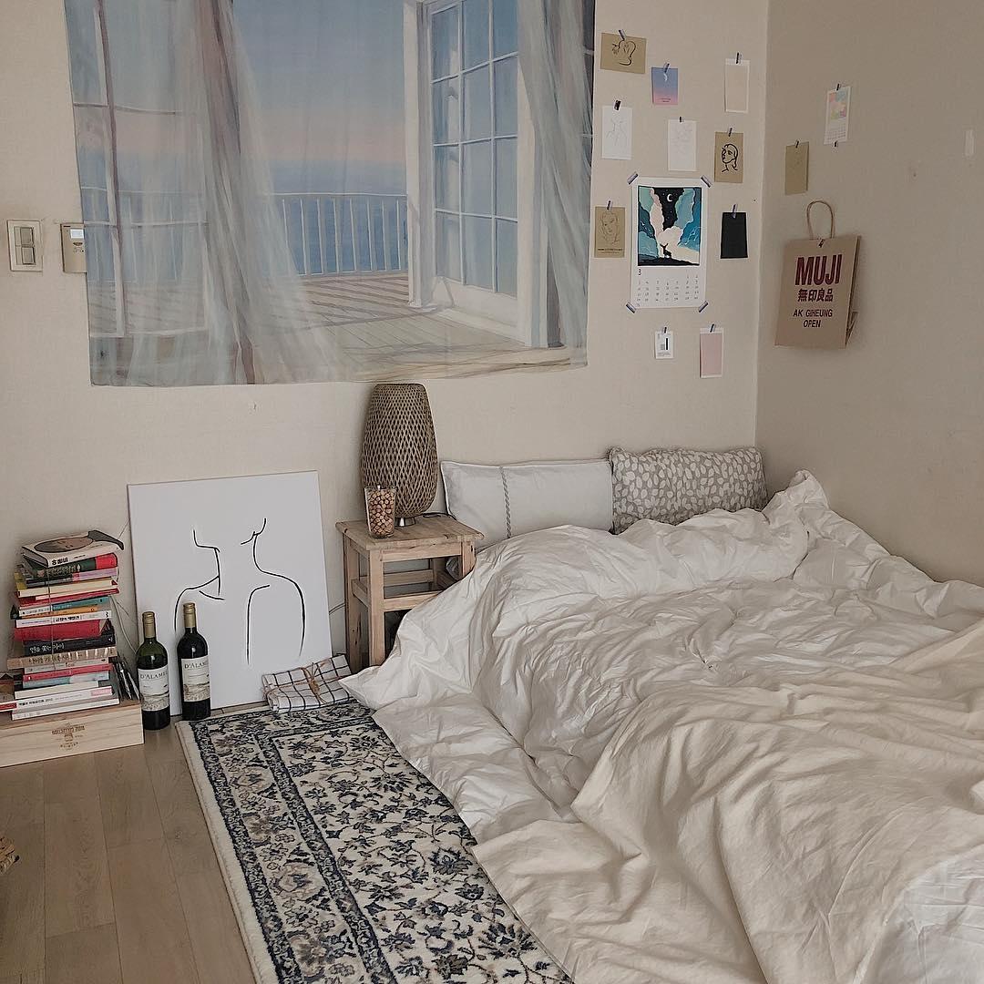 オリエンタルラグ&カーペットのお部屋に惹かれて。ヴィンテージroom指南書