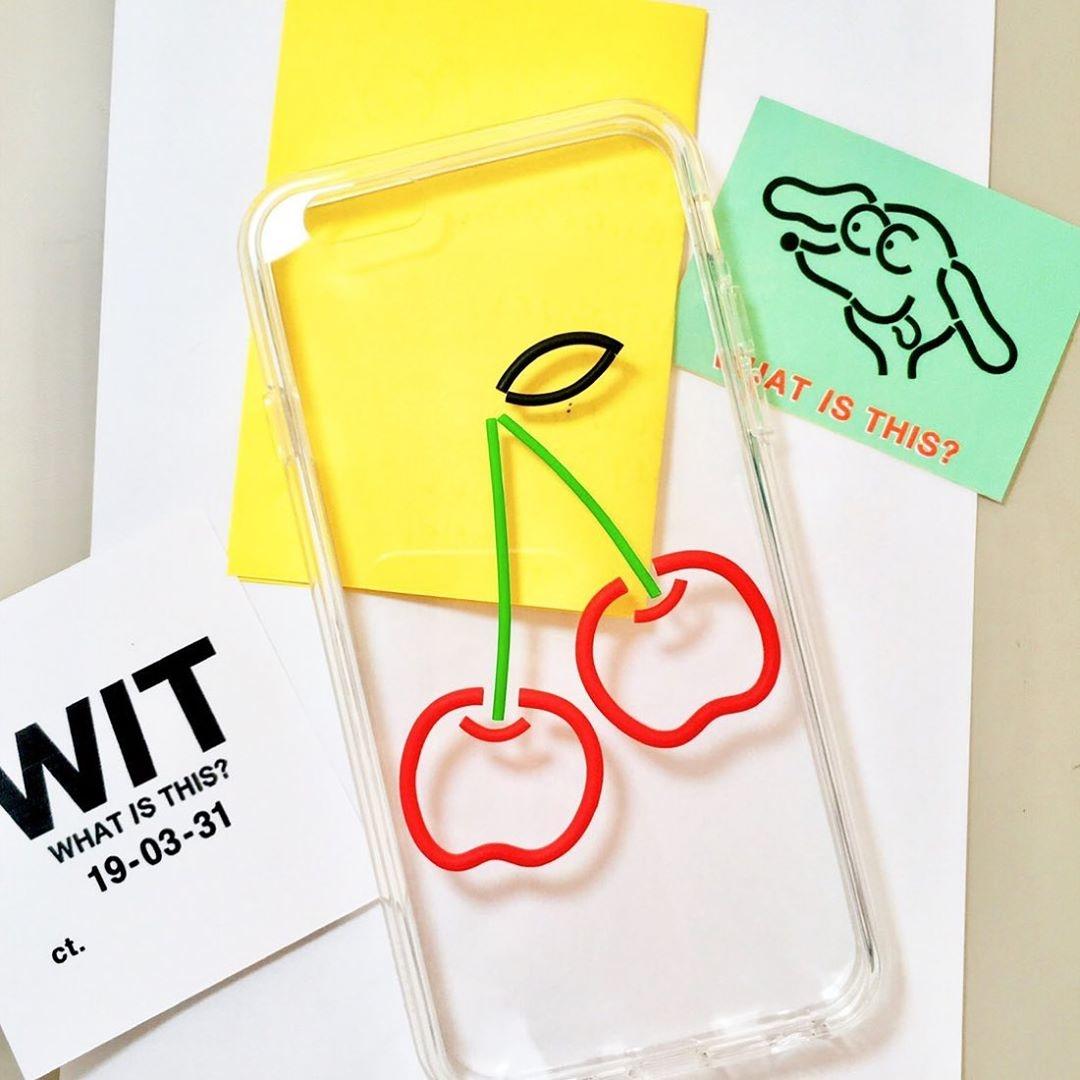 無邪気な余白がツボ。シンプル可愛い6つのハンドメイドiPhoneクリアケース