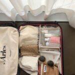 旅行後の片付けが面倒です。キャリーバッグのunpackingがはかどらない問題を解決◎