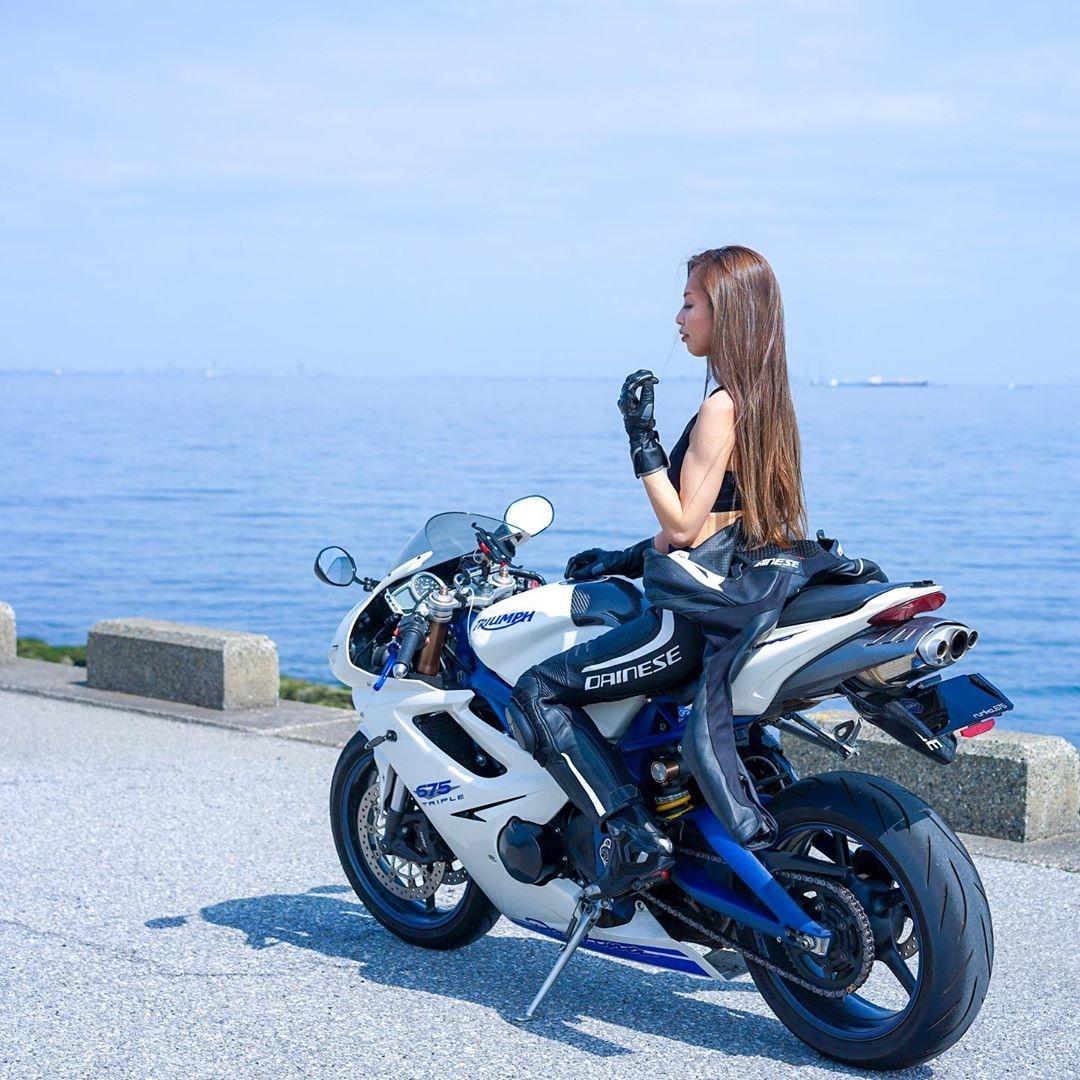 峰不二子が永遠のヴィーナス。カッコいい女性バイクライダーになるための3steps
