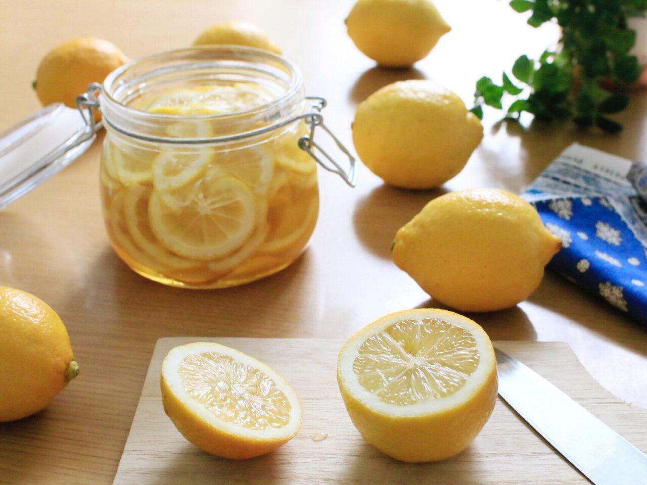 はちみつレモン大好き女子集まれ!とっておきのアレンジレシピ教えちゃう♡