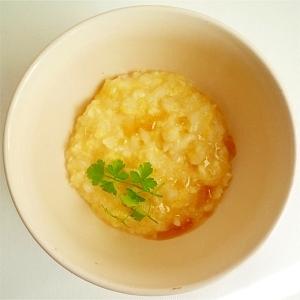 卵の中華粥