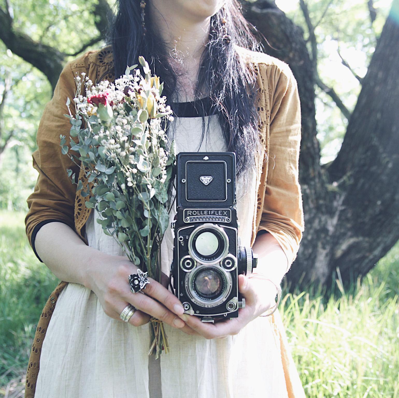 フィルムカメラに挑戦したい