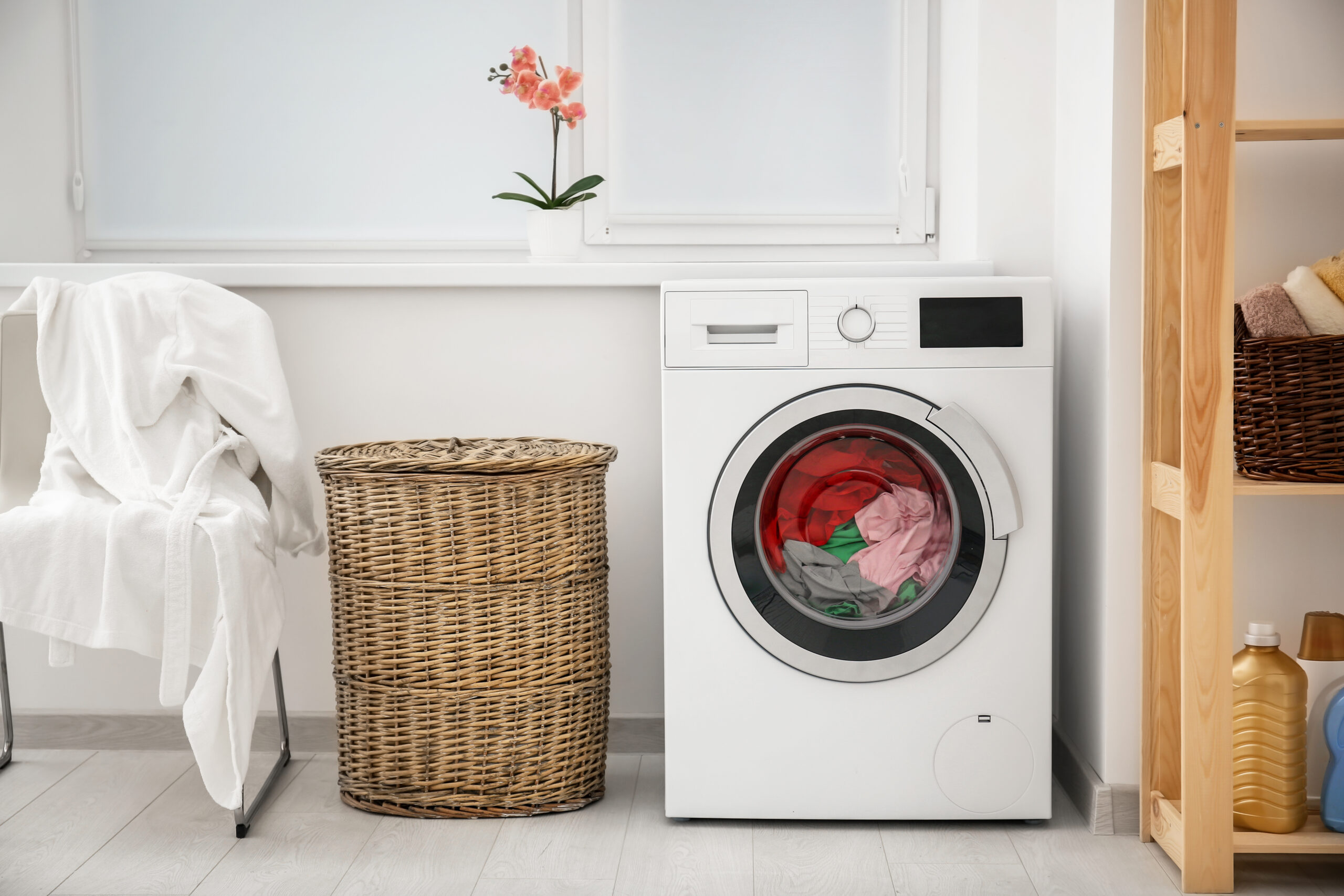 2.洗濯ネットは忘れずに