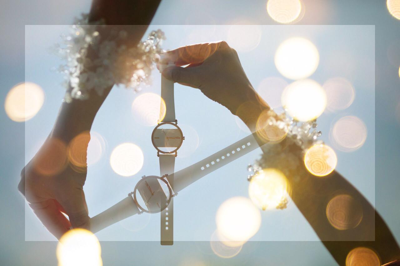 「時間」を素敵だと思えるような腕時計を