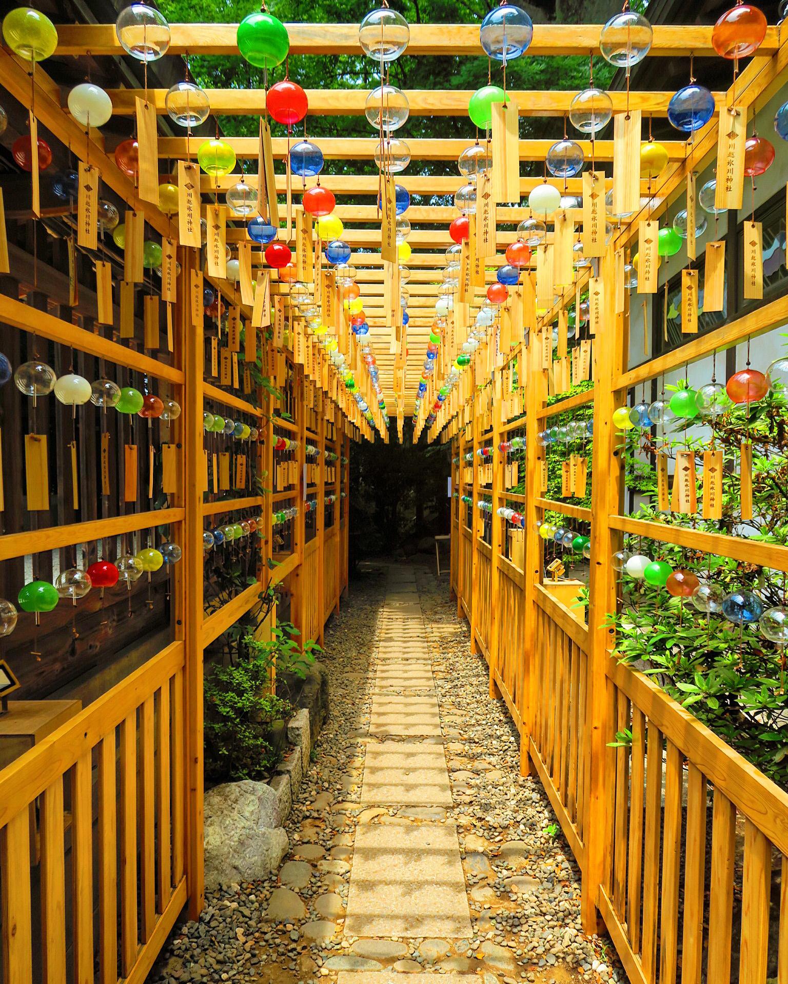 かわいい縁結びのお守りがたくさん | 川越氷川神社