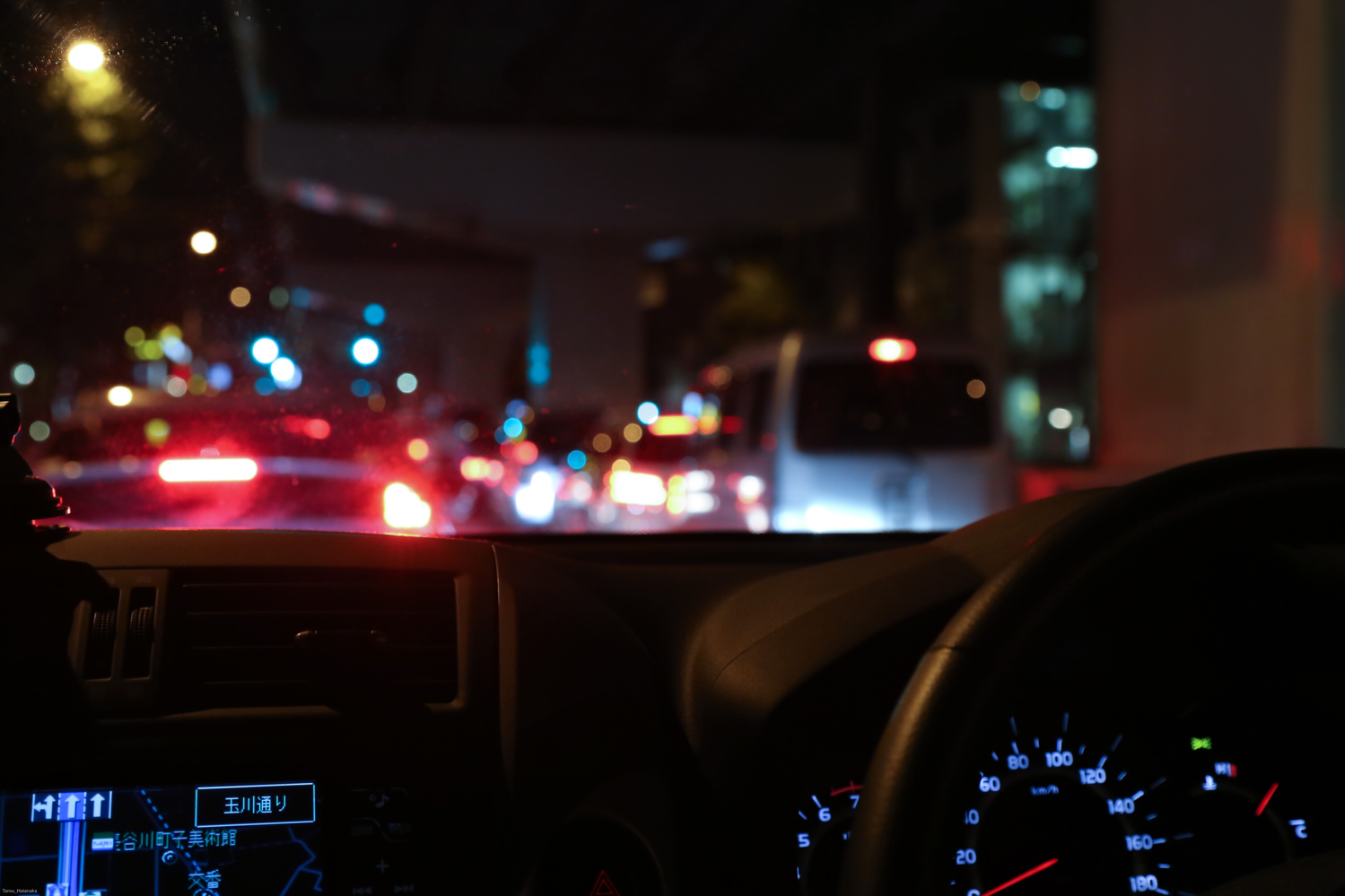 おすすめデートスポット①:ドライブ