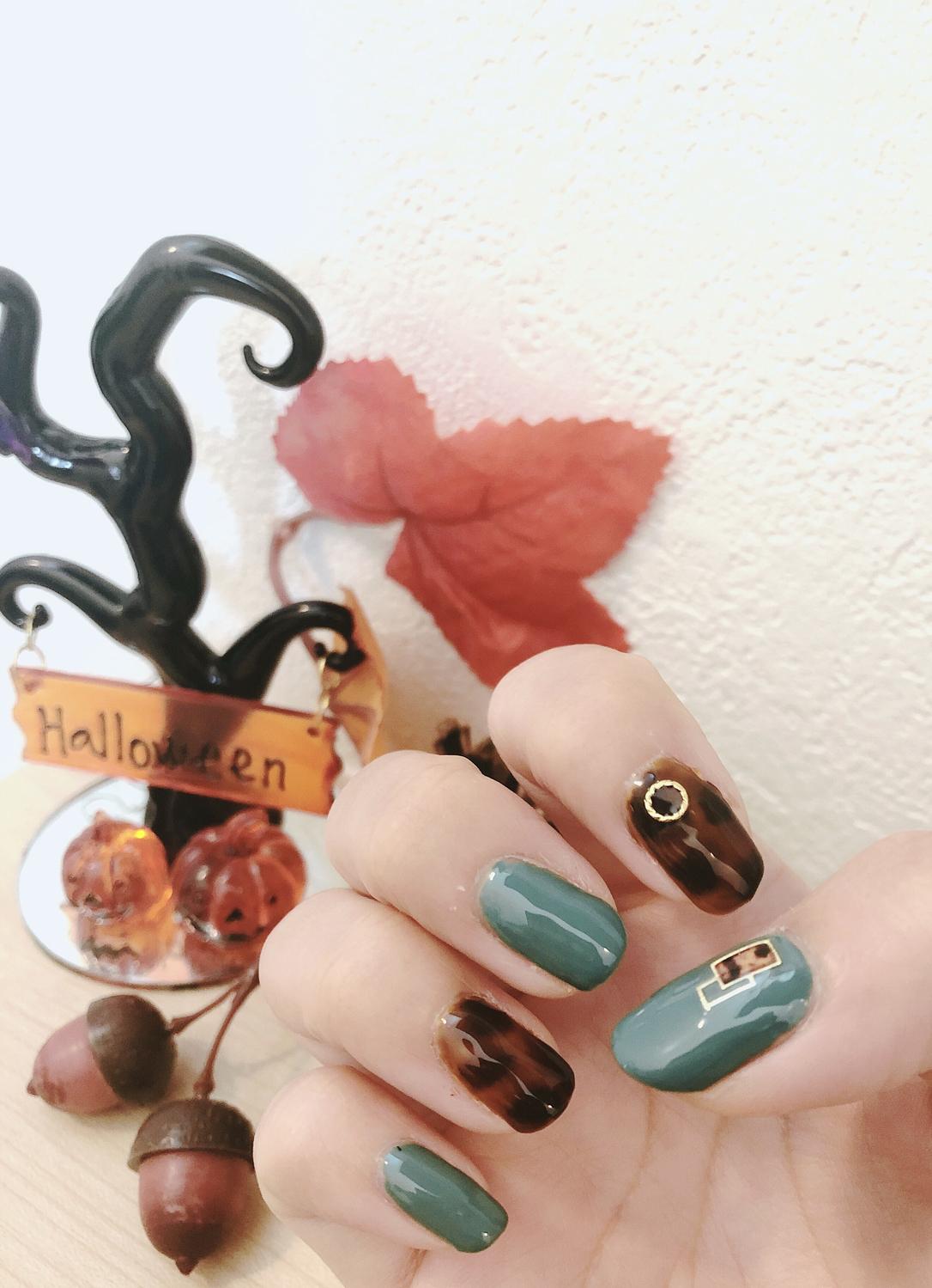 どの秋色がお好き?