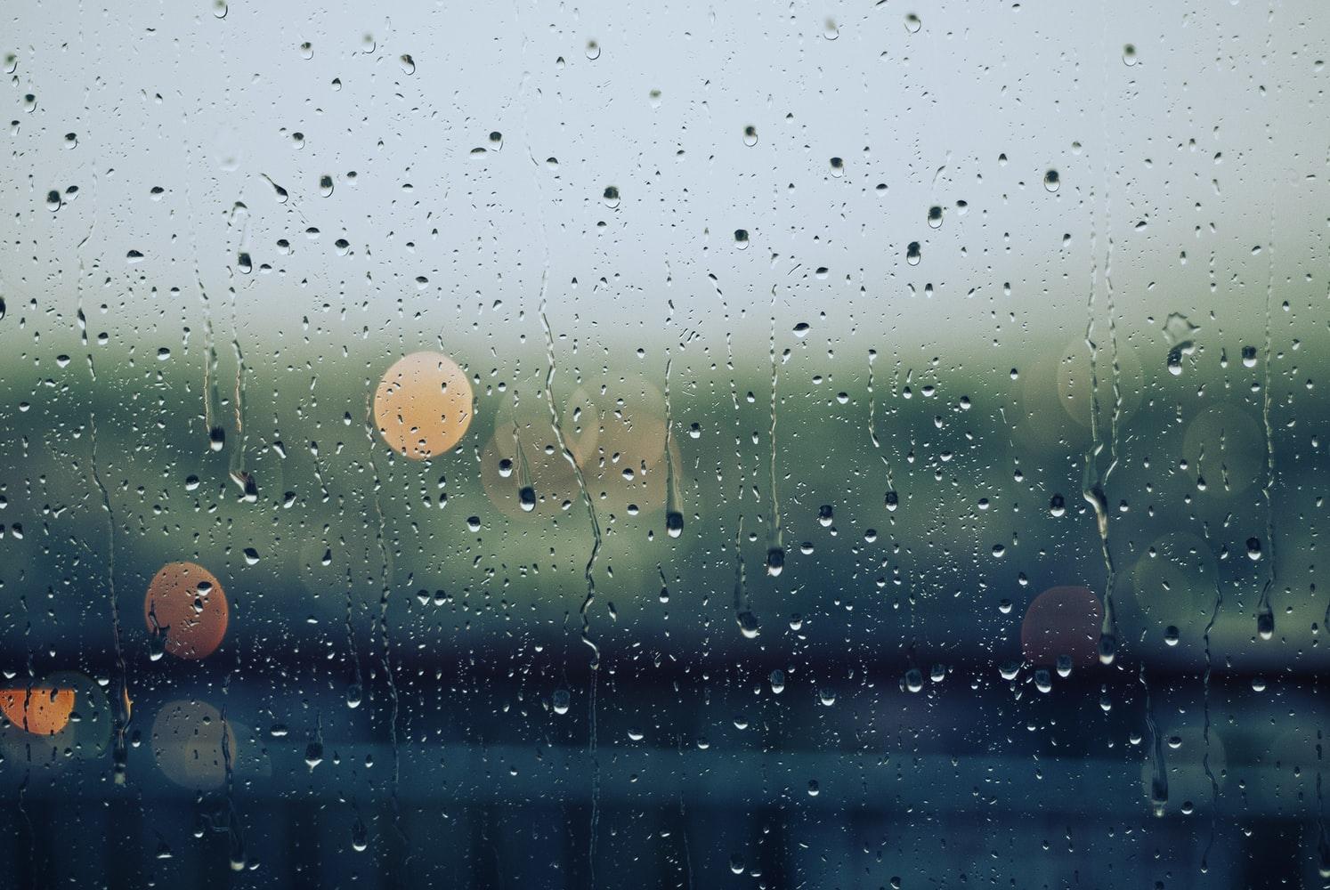 雨の日ってなんだか退屈