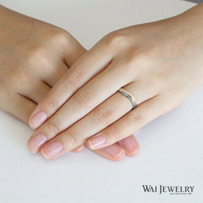 指が筋張っているあなたには'ボリューミーな'指輪