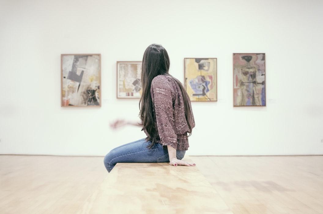 特別な小さな美術館へようこそ。