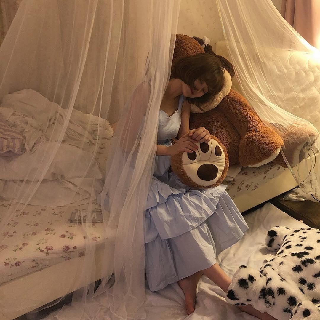 寝る前だけはハッピーモードな褒めタイムを