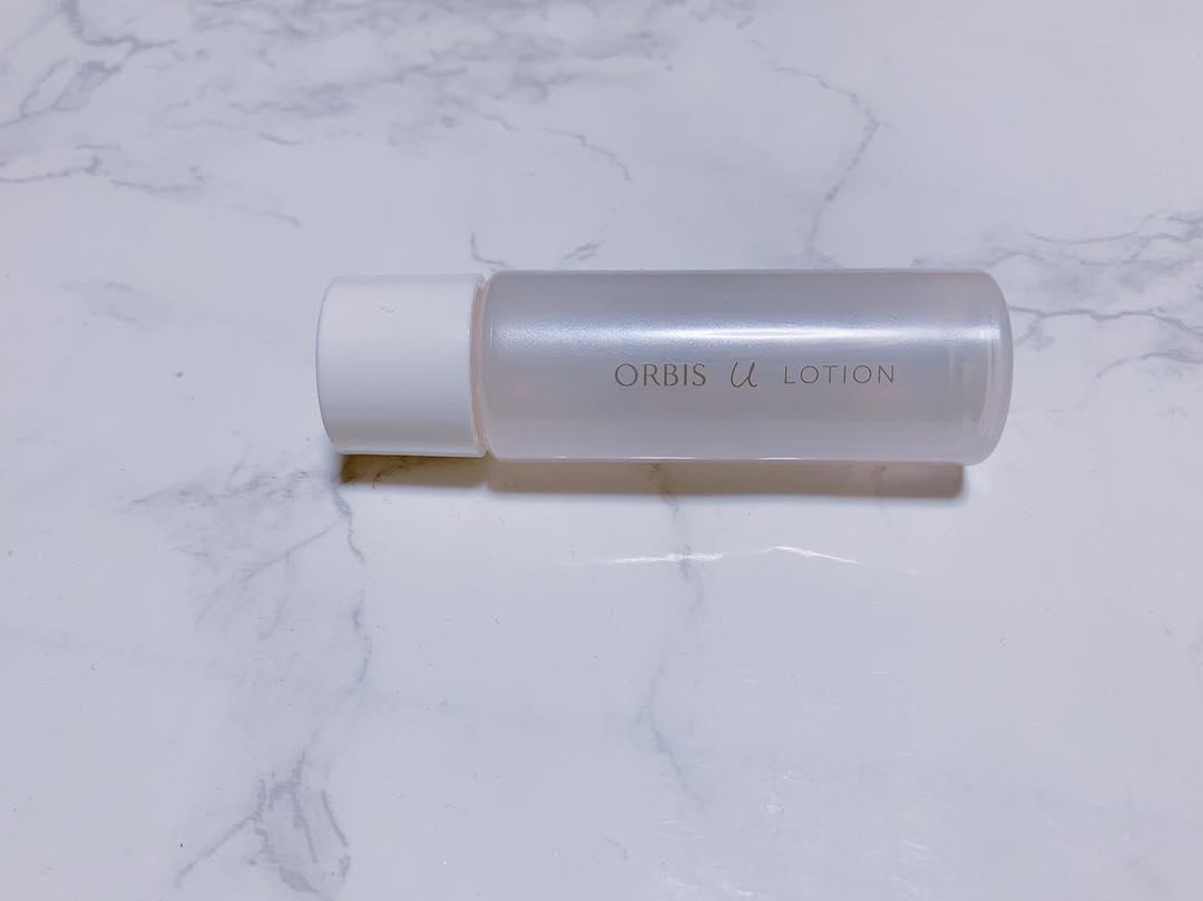 とろみのある化粧水をチョイス