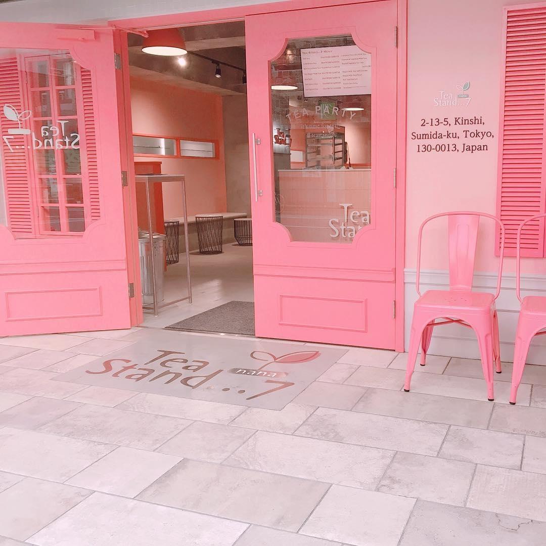 ♡:pinkに引き寄せられて…