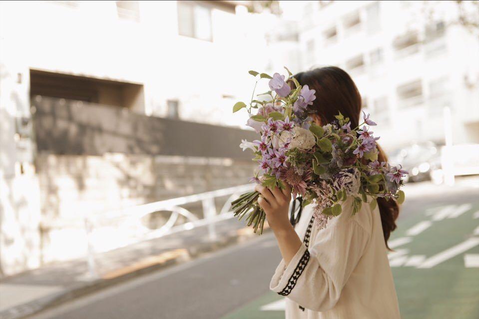 花を買ってお家に帰ろう