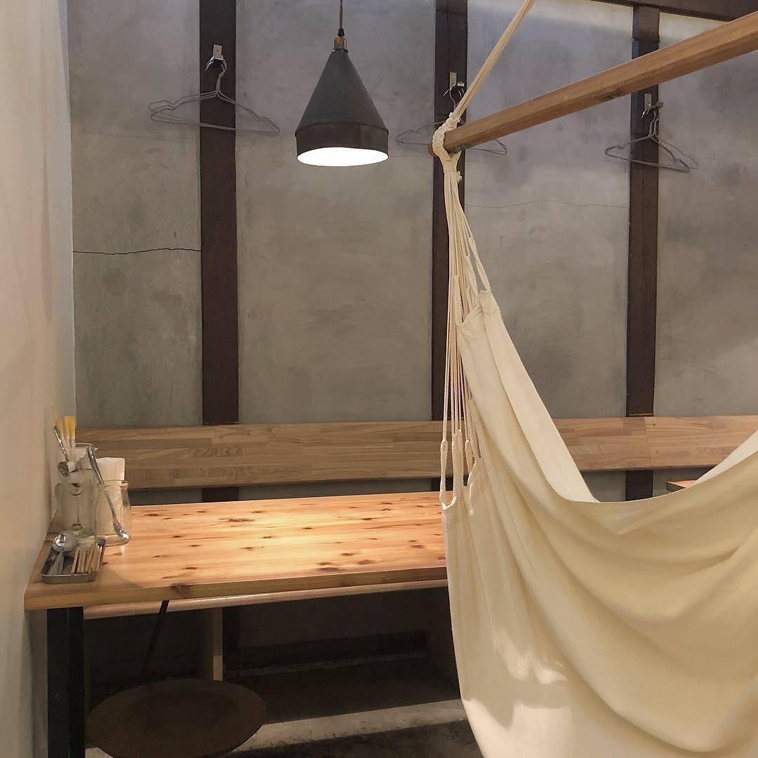 hammock cafe Amaca