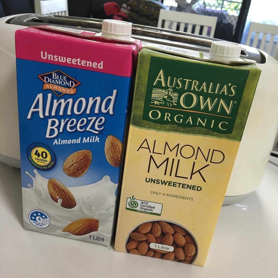 番外編:アーモンドミルクって?