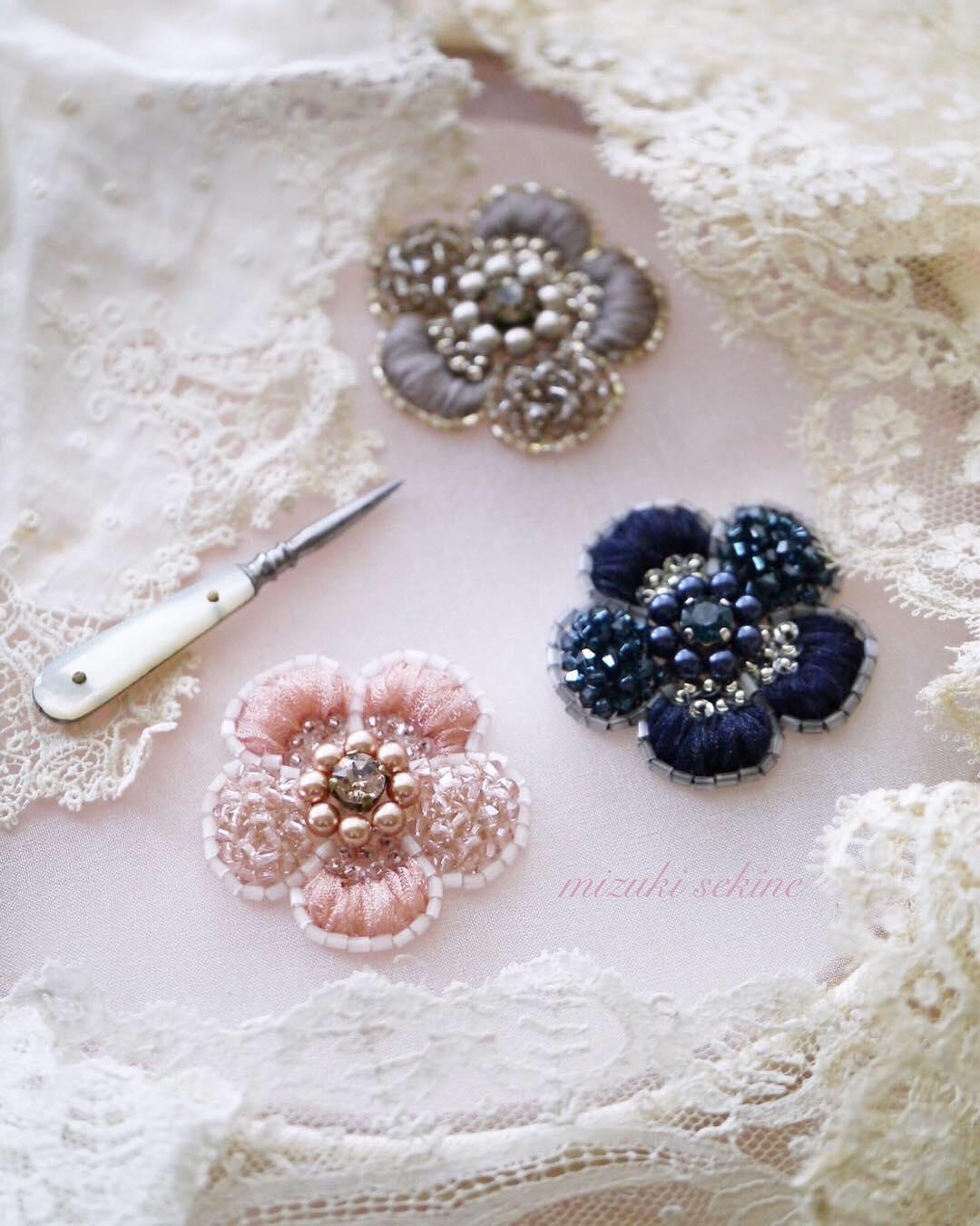 4:ビーズ刺繍