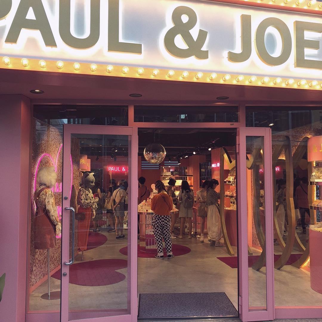 5:PAUL&JOE
