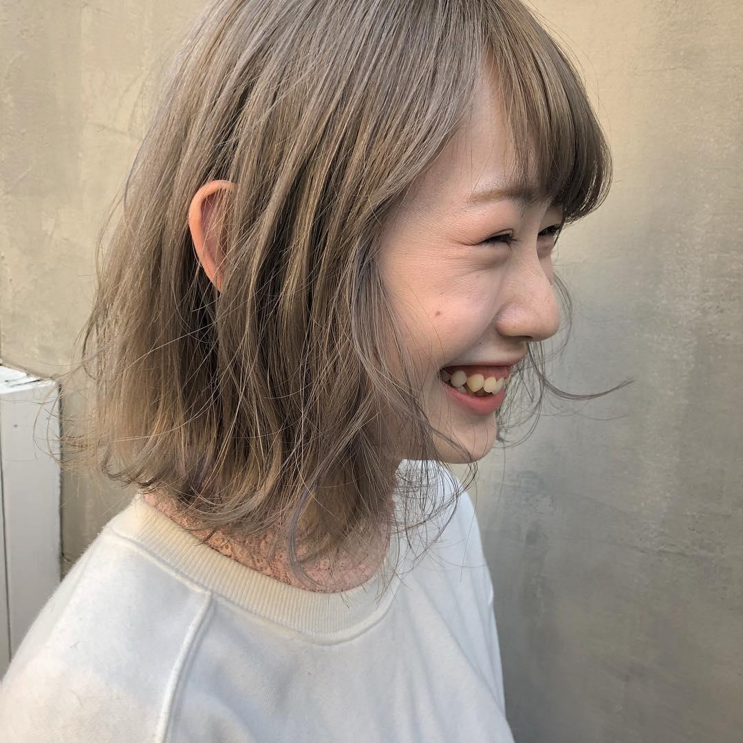 ♡口角アップメイク