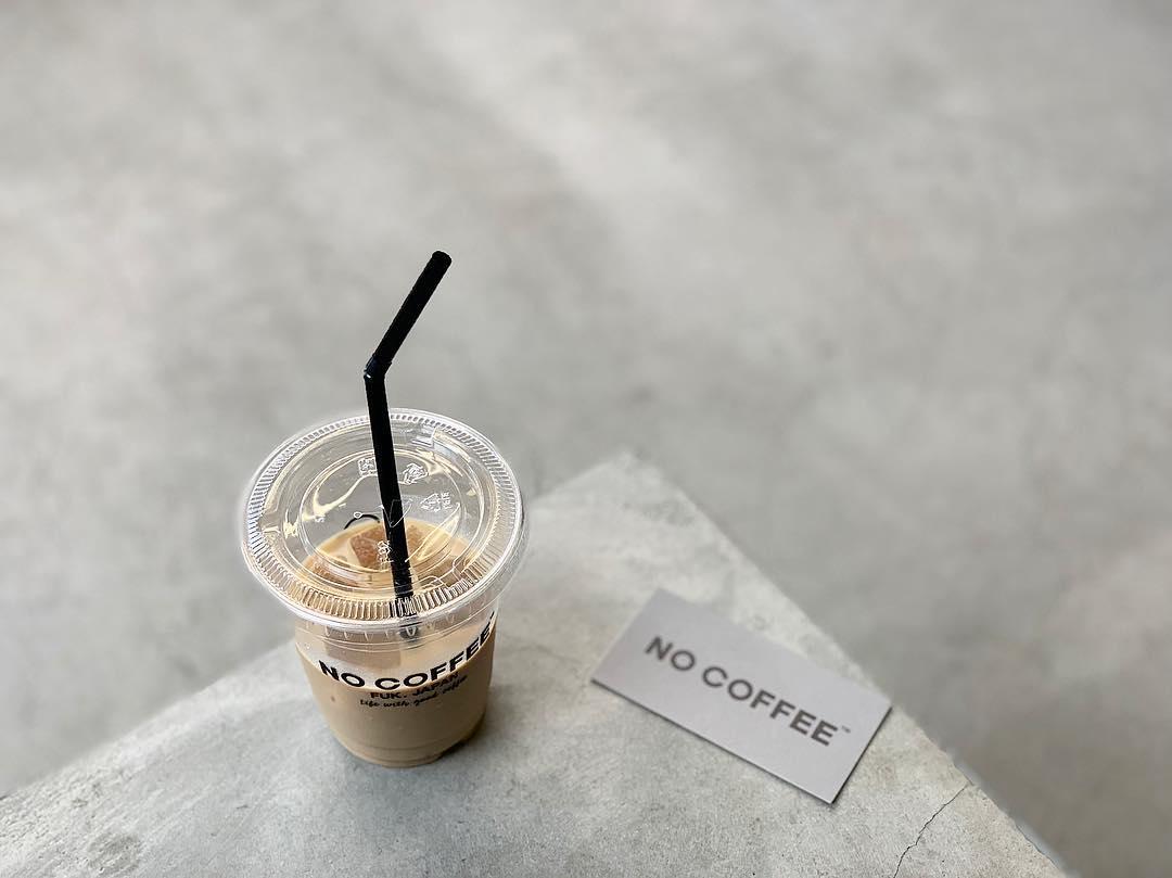 NO COFFEE(福岡)