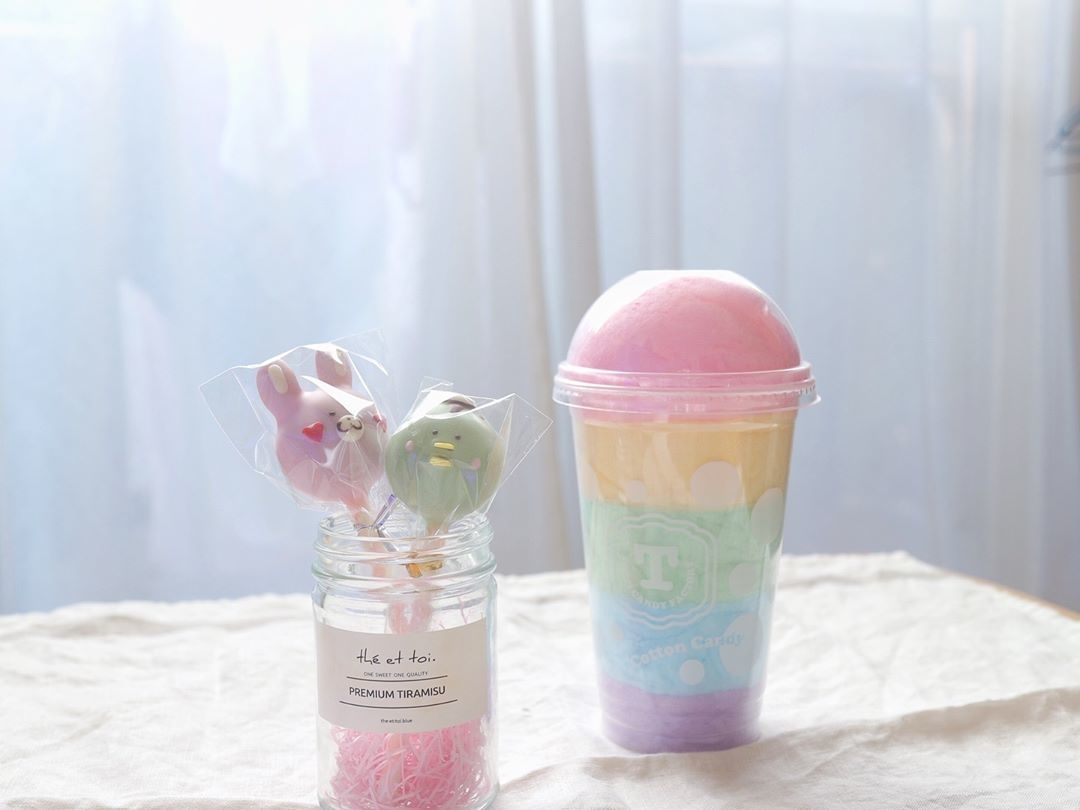 ▷TOTTI CANDY FACTORY